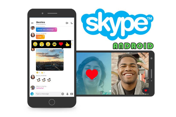 Skype App For Android Reaches 1 Billion Downloads